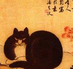Portrait de l'auteure en chat littéraire