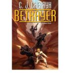 """Betrayer"", by C. J. Cherryh, available at The Book Depository"