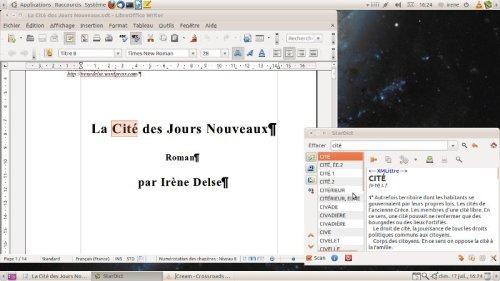 LibreOffice et StarDict pour Ubuntu