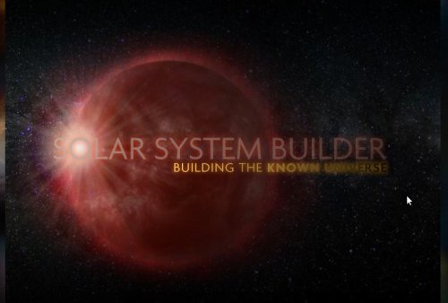 Solar System Builder National Geographic - Pics about space