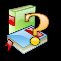 Image : des livres et des questions