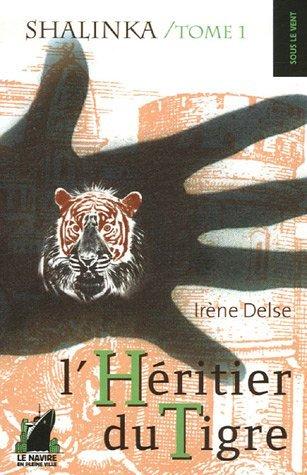 Couverture du roman L'Héritier du Tigre